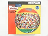 Spheripuzzle Simpson's - The Cast Globe Jigsaw 9