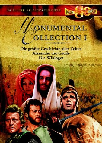 Monumental Collection, Vol. 1 [3 DVDs]