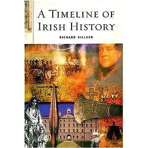 modern irish history timeline