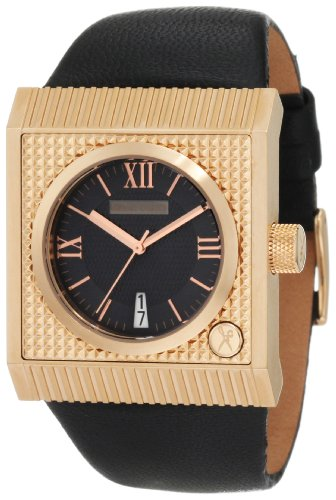Orologi Marc Ecko The Theasury M15002g2 Unisex Nero