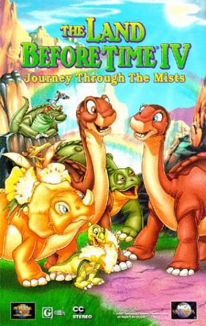 The Land Before Time IV: Journey Through the Mists [Latino]
