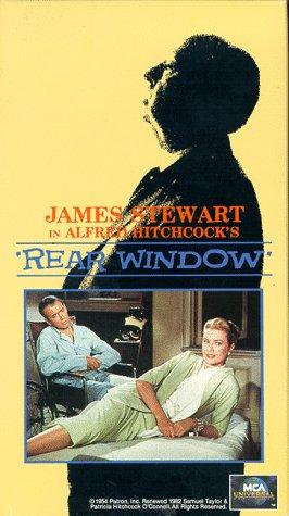 Rear Window [VHS]
