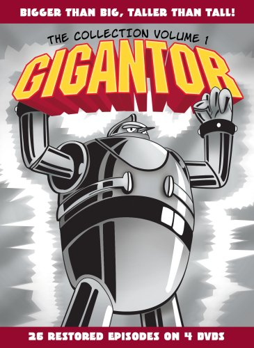 Gigantor: The Collection, Vol. 1 front-411989