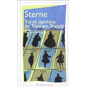 Vie et opinions de tristram shandy  gentilhomme