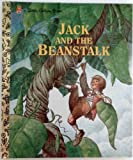 img - for Jack and The Beanstalk. A Little Golden Book. book / textbook / text book