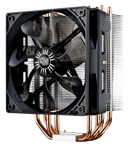 Cooler Master Hyper 212 EVO - CPU Cooler with 120mm PWM Fan (RR-212E-20PK-R2) (Cooler Master Replacement Fan compare prices)