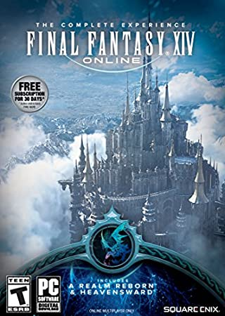 FINAL FANTASY XIV Online [Online Game Code]