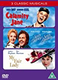 Calamity Jane/Seven Brides For Seven Brothers/My Fair Lady [DVD]