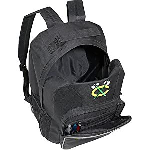 NFL Pittsburgh Steelers Southpaw Backpack from Concept One Accessories