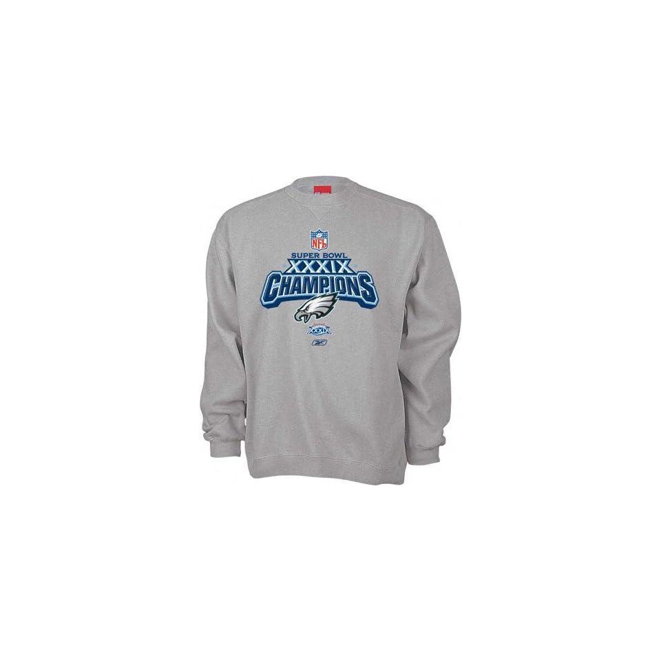buy online c2a62 1e3c2 Philadelphia Eagles Super Bowl XXXIX Champions Official ...