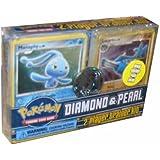 Pokemon EX Diamond & Pearl Trading Card Game Traine Kit with Bonus Pack Inside (2 Player Trainer Kit) - HOT!