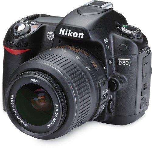 Nikon D80 10.2MP Digital SLR Reviews