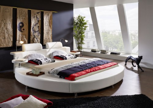 rundes bett kaufen qualit tsmerkmale und unterschiede. Black Bedroom Furniture Sets. Home Design Ideas