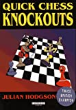 img - for Quick Chess Knockouts book / textbook / text book