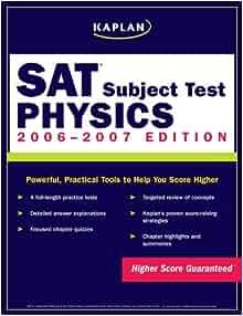 kaplan sat physics pdf download