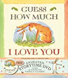 Sam McBratney Guess How Much I Love You with DVD