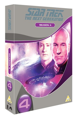 Star Trek The Next Generation - Season 4 (Slimline