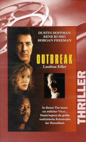 Outbreak - Lautlose Killer [VHS]