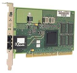 3Com Networking Gigabit Etherlink Server Nic 1000 MBPS  PCI