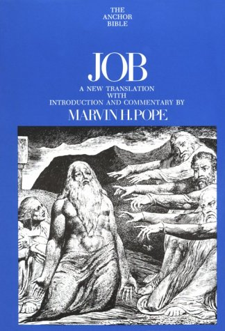 Job (The Anchor Bible, Vol. 15) PDF