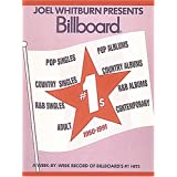 Billboard #1's 1950-1991 Softcover ~ Joel Whitburn