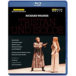 Wagner: Tristan und Isolde (Blu Ray) [Blu-ray]