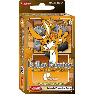 Killer Bunnies Odyssey Animals Booster C - 1