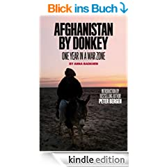 Afghanistan by Donkey: A Year in a War Zone (English Edition)