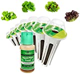 Miracle-Gro AeroGarden Salad Greens Mix Seed Pod Kit...