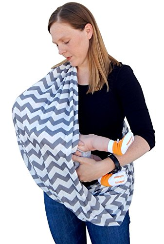 buy Make a Difference. Two-Sided Infinity Nursing Scarf for Breastfeeding Mothers. Soft, Breathable, Chic & Private -The Best Coverage for You/ Baby. Our Premo Nursing Cover Fits Most Plus-Sized Moms,Too for sale