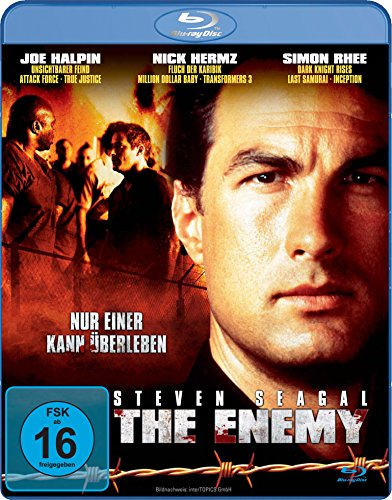 The Enemy [Blu-ray]