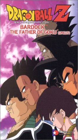 Dragon Ball Z - Bardock the Father of Goku - (UNCUT) [VHS]