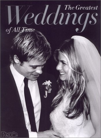 Greatest Weddings of All Time, N. Y.) PEOPLE MAGAZINE (NEW YORK
