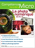 Photo du livre La photo numerique de a  z