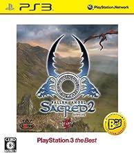 Sacred 2 Fallen Angel PlayStation3 the Best Japan Import