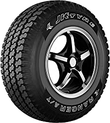 JK Tyres Ranger A/T P215/75 R 15 Tubeless Car Tyre for Bilaspur (Pickup at Garage - All Inclusive Fitment)