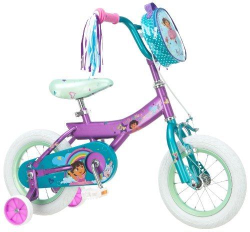 Dora-Bicycle-12-Inch