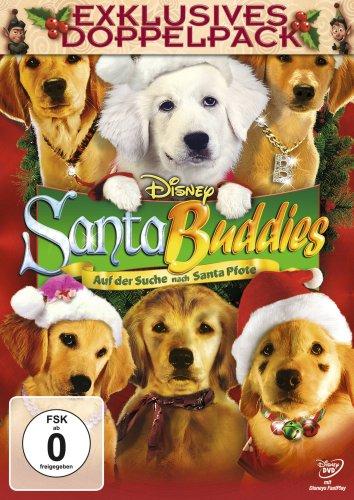 Weihnachtspack 2 - Santa Buddies + Elfen helfen [2 DVDs]