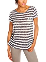 STRADA Camiseta Manga Corta Celine (Blanco)