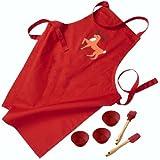 Lurch 14020 Kit de Pâtisserie pour Enfant Set de 6 Pièces