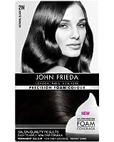 John Frieda Precision Foam Colour Luminous 2N Natural Black