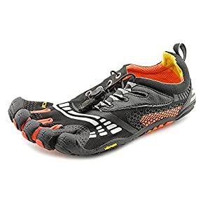 Vibram Vibram Fivefingers Komodosport Ls Womens Athletic Shoes 38 Black/Coral