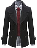 Doublju Men Trendy Comfortable Outer Jacket Collections2
