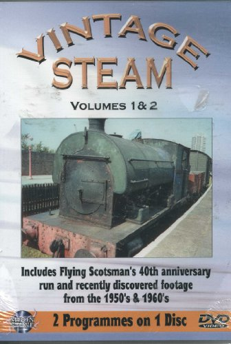 VINTAGE STEAM - VOLS. 1 AND 2 [IMPORT ANGLAIS] (IMPORT) (DVD)