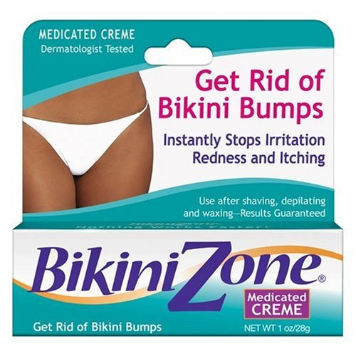Bikini Zone Medicated Creme, 1 oz (28 g)