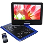 "DBPOWER� 9.5"" Portable DVD Player wit..."