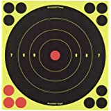 Birchwood Casey Shoot-N-C 8-Inch Round Target (30 Sheet Pack)