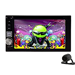 See Modem wifi Dongle+ GPS 2 din 6.2 Inch Pure Android 4.2 car dvd player pc universal Car PC Radio Dual Core CPU 2GHZ Bluetooth SD/USB +Review Camera Details