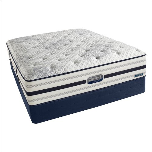 Simmons Beautyrest Recharge World Class River Lily Plush Mattress - King front-964418