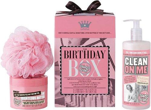 Best Soap Glory Birthday Gift Set